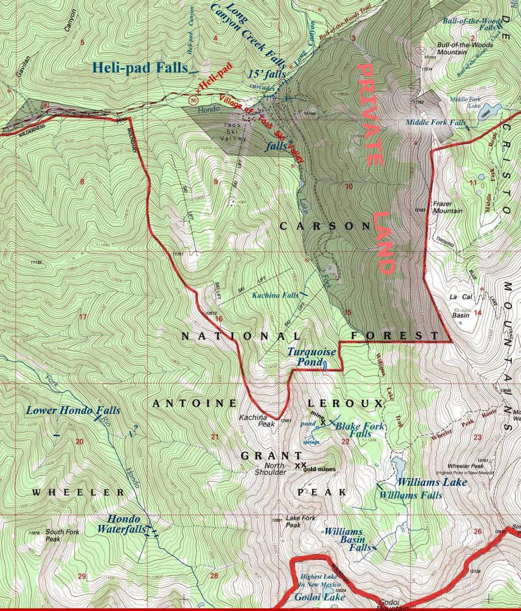 ski taos map with Longcanyon on Terwilliger Cougar Hot Springs Fee Management Change also Map besides Index as well 4759714126 furthermore Taos Ski Valley.