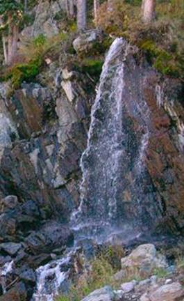 Waterfall, Wheeler Peak Wilderness near Taos. | Adam ... |Waterfalls Near Taos New Mexico